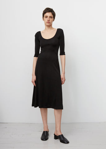 Delana Flu Interlock Dress