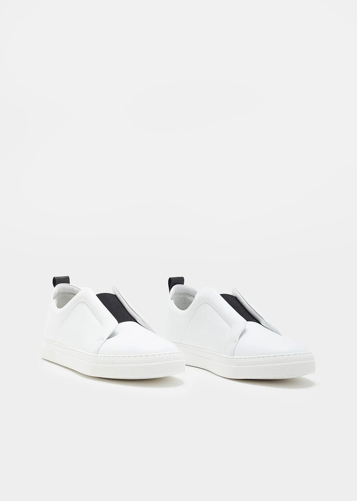 Slider Leather Sneakers