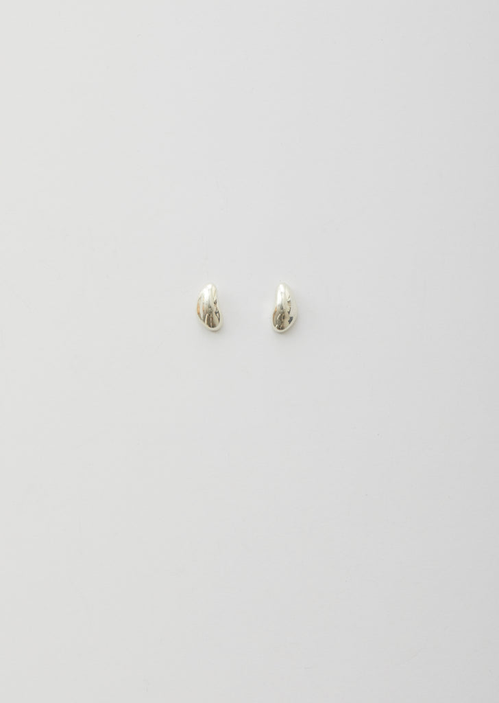 Small Oyster Earrings