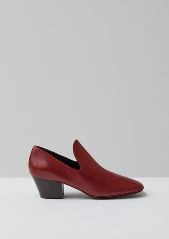 Soft Heeled Loafers