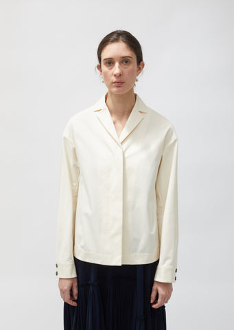 Morgan Cotton Canvas Jacket