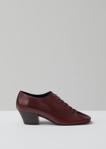 Heeled-derbies
