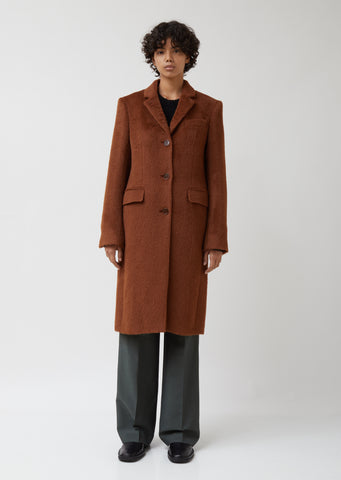 Onita Hair Wool Coat