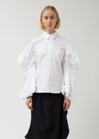 Cotton Broad Shirt