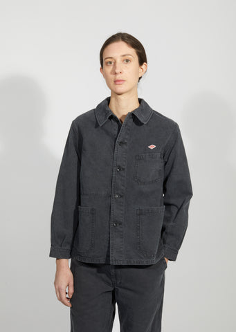 Ladies Serge Work Jacket