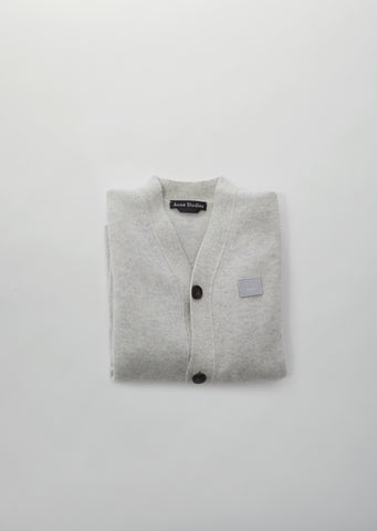 Mini Keve Face Cardigan