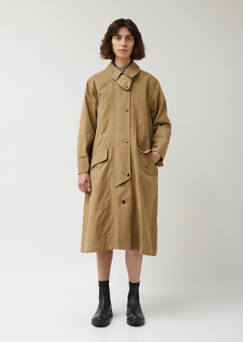 US Army Single Trench Coat
