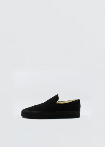 Mary H Sneakers — Black