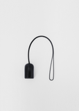 Molded Key Holder — Black