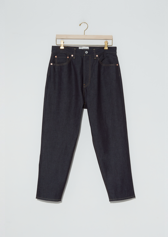 Tapered Relaxed Denim