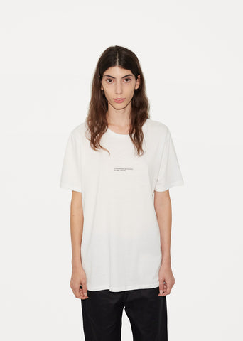All Proportions T-Shirt