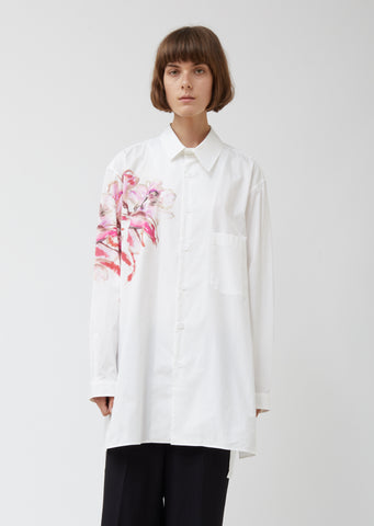 Asymmetory Big Shirt