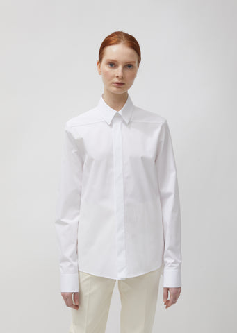 Moia Cotton Poplin Shirt