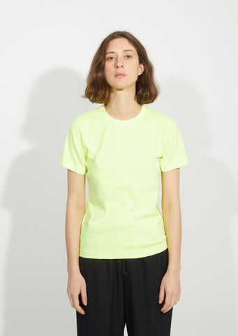 Garment Treated Cotton T-Shirt
