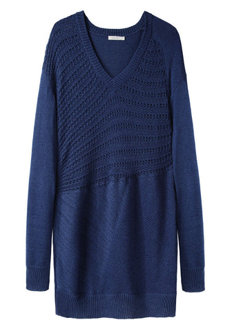 Mixed Pattern Knit - RTV