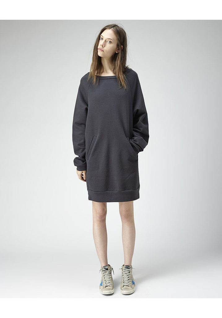 Zip Sweat Dress - CANCELLED
