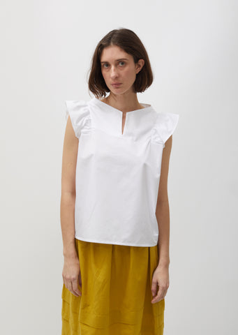 B[ré] Sleeveless Blouse