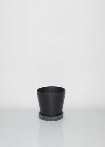 HAY Medium Flowerpot with Saucer