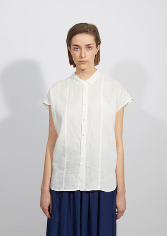 Linen French Sleeve Shirt
