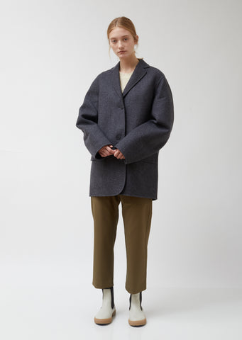 Cullen Double-Faced Wool Jacket