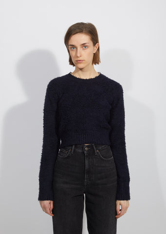 Kula Brushed Cotton Sweater