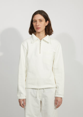 Heavy Cotton Track Top
