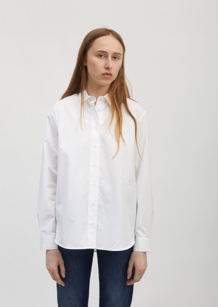 Capri Cotton Shirt