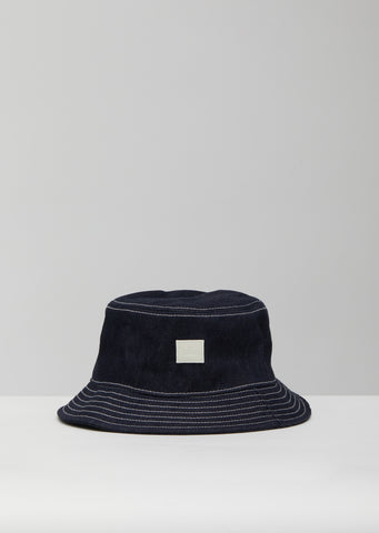 Unisex Buk Face Denim Hat
