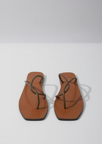 Alessano Flat Sandals