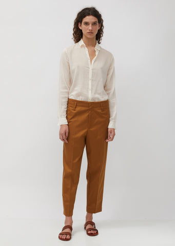 Makò Cotton Twill Pants