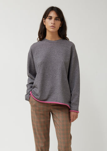 Rolled Sweatshirt