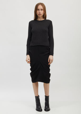 Falleron Draped Skirt