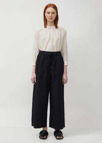 Cotton Pull On Trousers