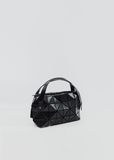 Boston Bag — Matt Black