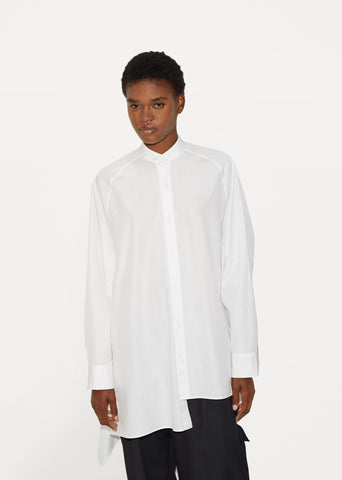 Open Drape Shirt