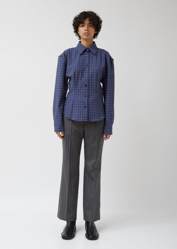 Sovila Plea Poly Wool Shirt