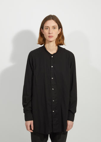 Tripoli Collarless Shirt
