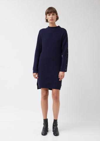 Karmen Sporty Wool Dress