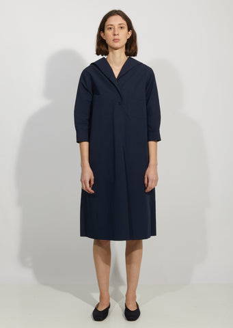 Cotton & Linen Revere Dress