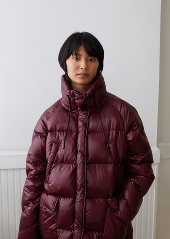 Packable Birch Parka