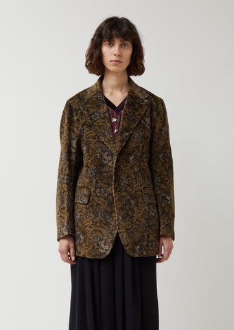 Botanical Print 2B Jacket