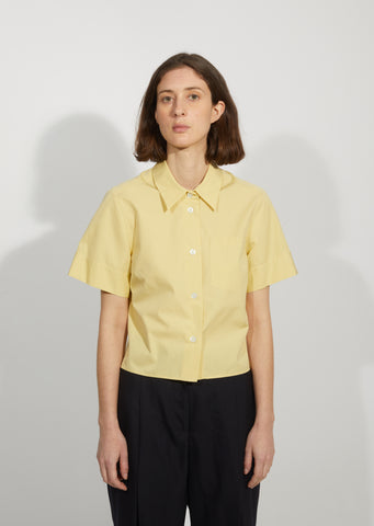 Cuffed Sleeve Small Shirt