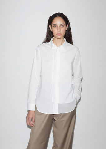 Cotton Layered Blouse