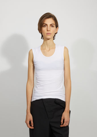 Stretch Jersey Thin Tank Top