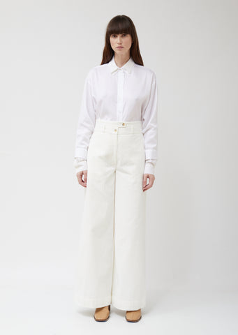 Puxa Extra Soft Corduroy Trousers
