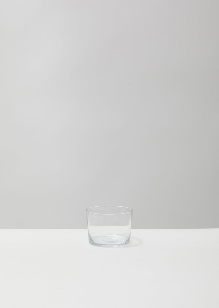 Small Clear Glass
