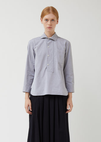 MHL Asymmetric Collared Shirt