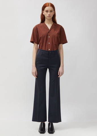 Tailored Crease Front Trouser