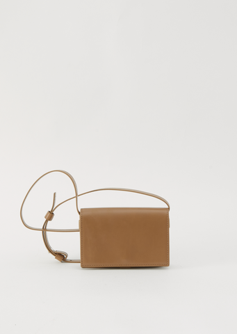 Mini Satchel Bag — Safari