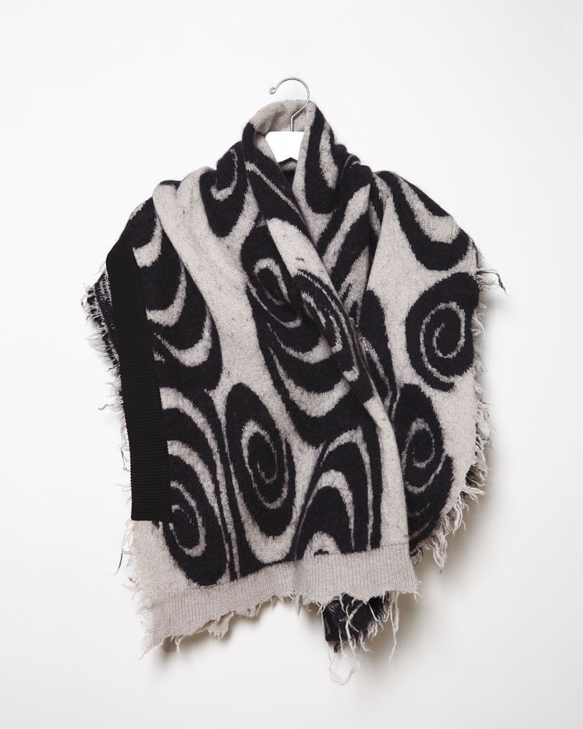 Gea Double Layer Scarf